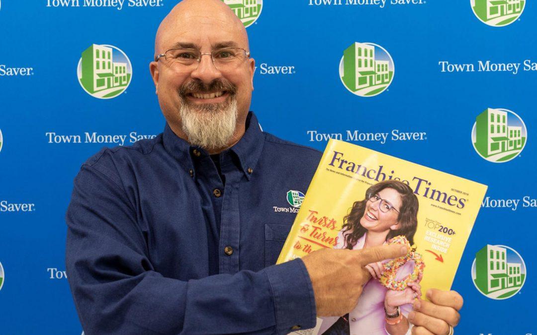Franchise Times recognizes Town Money Saver | richlandsource.com