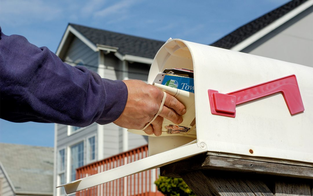 Direct mail delivers results right to the maibox.