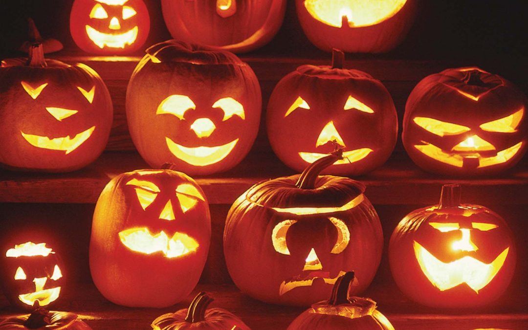 Learn how to carve a better pumpkin
